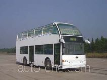 Changjiang CJ6110SLCH double-decker sightseeing bus