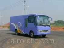陆胜牌CK5081XXY型厢式运输车