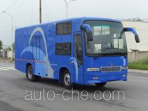 陆胜牌CK5122XXY型厢式运输车