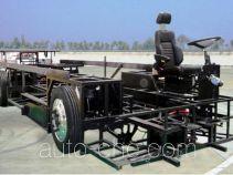 比亚迪牌CK6100DGCEV型纯电动城市客车底盘