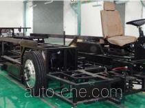比亚迪牌CK6700DLAEV型纯电动旅游客车底盘