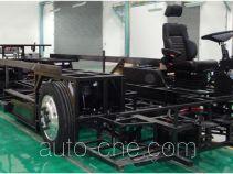 比亚迪牌CK6800DZCEV型纯电动城市客车底盘