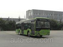 恒通客车牌CKZ6116HHEV4型插电式混合动力城市客车