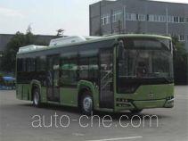 恒通客车牌CKZ6116HNHEVL5型插电式混合动力城市客车