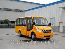 恒通客车牌CKZ6580DX3型专用小学生校车