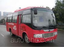 Hengtong Coach CKZ6665CD3 bus