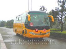 恒通客车牌CKZ6840CHX3型小学生校车