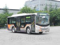恒通客车牌CKZ6851HBEVF型纯电动城市客车