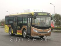 Hengtong Coach CKZ6851HNHEVC5 plug-in hybrid city bus