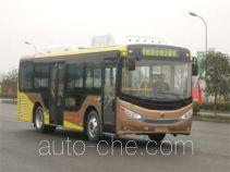 Hengtong Coach CKZ6851HNHEVF5 plug-in hybrid city bus