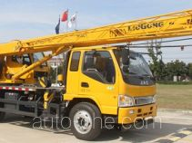 Liugong  QY8 CLG5111JQZ8 truck crane