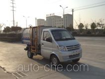 楚飞牌CLQ5020XTY5XK型密闭式桶装垃圾车