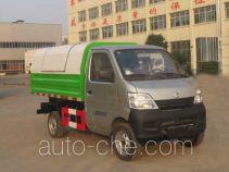 楚飞牌CLQ5020ZLJ4SC型自卸式垃圾车