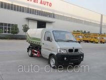 Chufei CLQ5020XTY4SY sealed garbage container truck