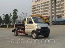 楚飞牌CLQ5024ZXX4SC型车厢可卸式垃圾车