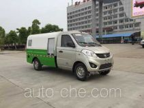 Chufei CLQ5030TXQ5BJ wall washer truck