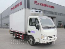 Chufei CLQ5030XLC4NJ refrigerated truck
