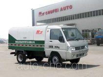 楚飞牌CLQ5030ZLJ4型自卸式垃圾车