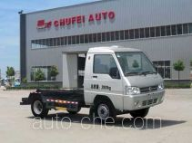Chufei CLQ5030ZXX4 detachable body garbage truck