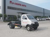 Chufei CLQ5030ZXX4SC detachable body garbage truck