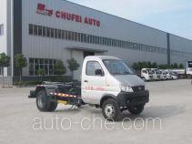 楚飞牌CLQ5030ZXX4SC型车厢可卸式垃圾车