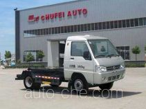 Chufei CLQ5031ZXX4 detachable body garbage truck