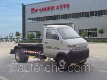 Chufei CLQ5031ZXX4SC detachable body garbage truck