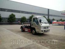 楚飞牌CLQ5032ZXX5BJ型车厢可卸式垃圾车