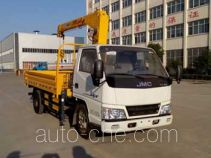 Chufei CLQ5040JSQ4JX truck mounted loader crane