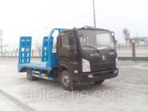 Chufei CLQ5040TPB5SX flatbed truck