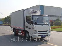 Chufei CLQ5040XLC4NJ refrigerated truck
