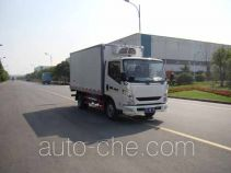 Chufei CLQ5040XLC4NJ refrigerated truck