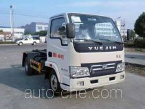 Chufei CLQ5040ZXX4NJ detachable body garbage truck