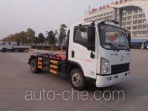 楚飞牌CLQ5040ZXX5SX型车厢可卸式垃圾车