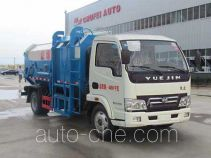 Chufei CLQ5040ZZZ4NJ self-loading garbage truck