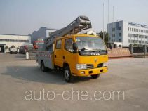 Chufei CLQ5050JGK3 aerial work platform truck