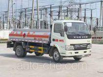 Chufei CLQ5060GJY4NJ fuel tank truck