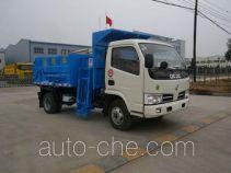 楚飞牌CLQ5060ZDJ3型压缩式对接垃圾车