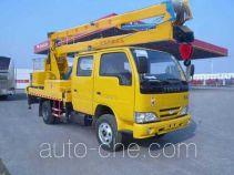 Chufei CLQ5061JGK3NJ aerial work platform truck