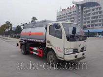 楚飞牌CLQ5070GRY5型易燃液体罐式运输车