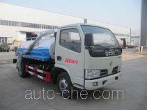 Chufei CLQ5070GXE5 suction truck