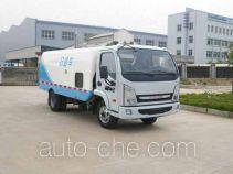 Chufei CLQ5070TSL4NJ street sweeper truck
