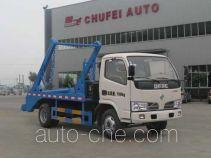 Chufei CLQ5070ZBS4 skip loader truck