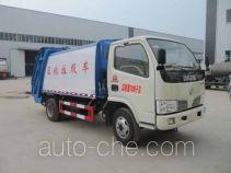 楚飞牌CLQ5070ZYS4型压缩式垃圾车