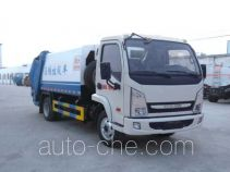 Chufei CLQ5070ZYS4NJ garbage compactor truck