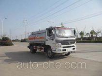 Chufei CLQ5080GJY4BJ fuel tank truck