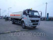 Chufei CLQ5080GJY4NJ fuel tank truck