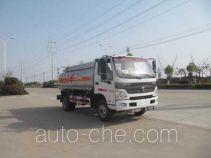 Chufei CLQ5080GJY5BJ fuel tank truck