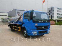 Chufei CLQ5080GXE3NJ suction truck