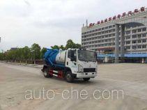 Chufei CLQ5080GXW5SX sewage suction truck